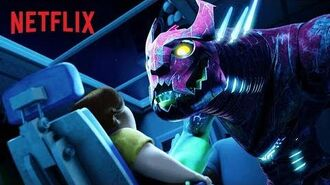 Mother's Log 😬 3Below Tales of Arcadia Netflix