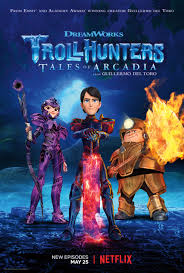 Trollhunters Poster Season 3