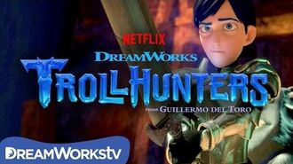 DreamWorks Trollhunters Official Trailer
