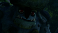 Jimhunters- River trolls face