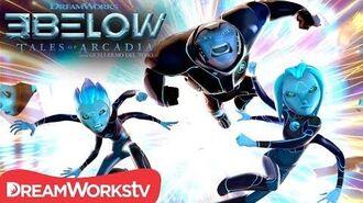 Teaser Trailer TALES OF ARCADIA 3 BELOW-3