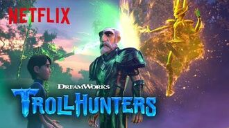 The Mother of Monsters Trollhunters Netflix