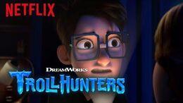 Trollhunters Part 2 Teaser Eli Netflix