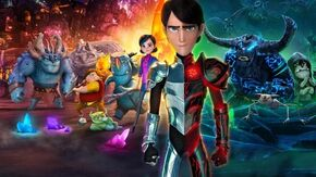Trollhunters Part Two Banner