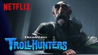 Merlin Awakens Trollhunters Netflix