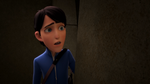 Becoming Part 1-Jim-Investigating the locker room