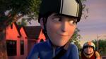 Becoming Part 1- Jim smiling on bike