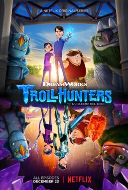 Trollhunters Poster 1