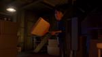 Becoming Part 1- Jim venturing deeper into the basement