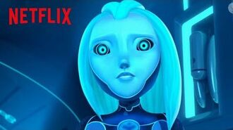 Becoming Invisible 3Below DreamWorks Tales of Arcadia Netflix