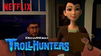 And Scene! Trollhunters Netflix
