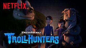 Trollhunters Part 2 Official Trailer HD Netflix