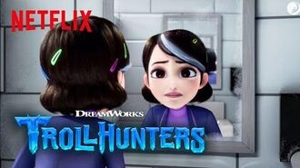 Trollhunters Claire Gets Possessed Netflix