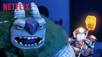 3Below Tales of Arcadia Season 2 Trailer 👽 Netflix