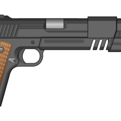 FMA-168, Standard Sidearm