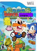 `Super paper pingas