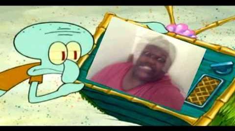Patrick Hates Sittin On Tha Toilet