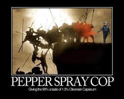 Pepper Spray Cop 300 Pike