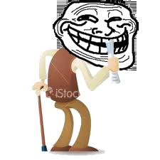 Mr Trollicutty