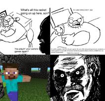 Minecraftdad