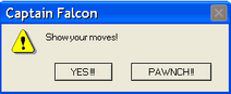 Captain Falcon Error by YugimotoD20110724-22047-25ltpg