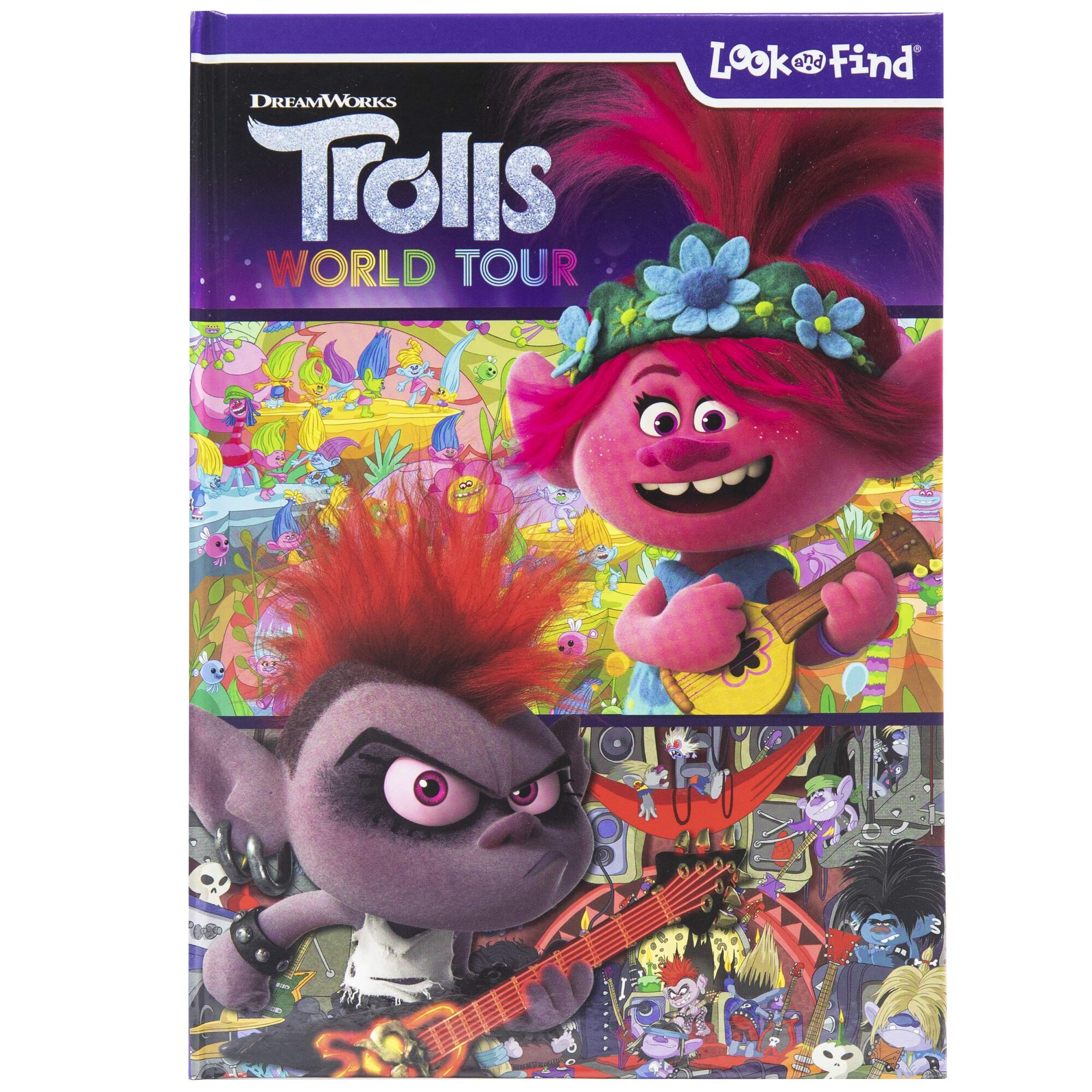 Trolls World Tour Look And Find