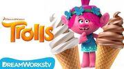 Chocolate VS Vanilla Troll 2 Troll DREAMWORKS' TROLLS