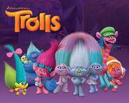 The Trolls altogether