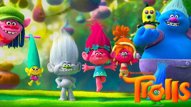 Trolls Film Wikia Fandom