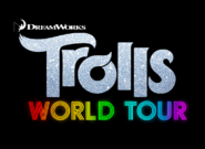 Trolls World Tour logo