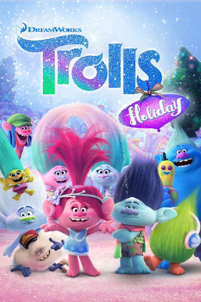 Trolls Holiday Special Dvd >> Trolls Holiday   Trolls (film) Wikia   FANDOM powered by Wikia