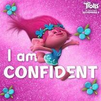 Princess Poppy - I am CONFIDENT
