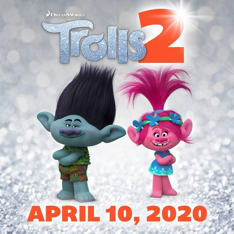 Trolls Film 2019