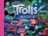 The Art of Dreamworks Trolls