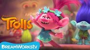 """Can't Stop The Feeling!"" Official Movie Clip - TROLLS"
