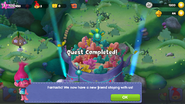 Crazy Forest Party - Quest completed (1)