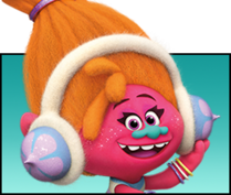 Trolls Movie DJ Suki
