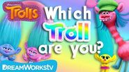 Which Troll Character Are YOU? TROLLS
