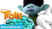 Mousse or Gel Troll 2 Troll DREAMWORKS' TROLLS