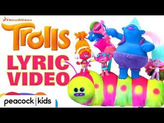 """Can't Stop the Feeling!"" Lyric Video - TROLLS"