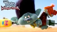 TROLLS WORLD TOUR Pop Trolls Escape Lonesome Flats Official Clip