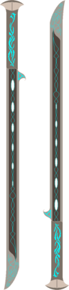 RA Twin Swords