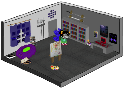 Krista's Respiteroom'