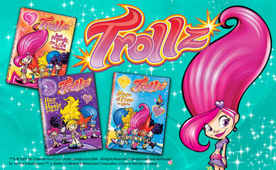 Trollz DVDs