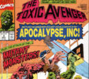 The Toxic Avenger Issue 2 (Marvel)