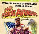 The Toxic Avenger: The Novel