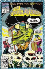 Toxic Avenger Vol 1 9