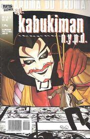 Kabukiman fester comix issue 1