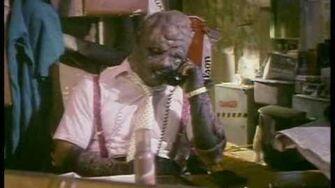 Trailer for the Toxic Avenger III