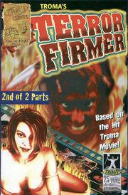 Terror firmer comic book issue 2